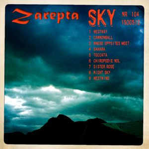 Zarepta No 104 Do you remember SKY?