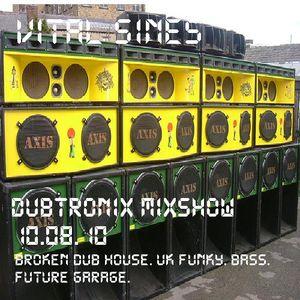 Dubtronix Mixshow 10.08.10
