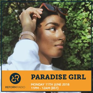 Paradise Girl 11th June 2018