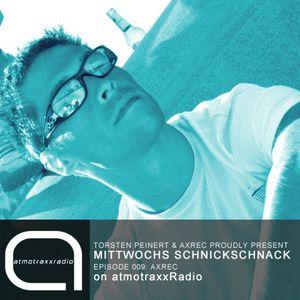 Mittwochs SchnickSchnack Radioshow - Episode 009 with AXREC
