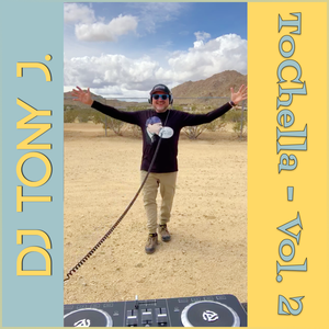 DJ TONY J. - TOCHELLA VOL. 2