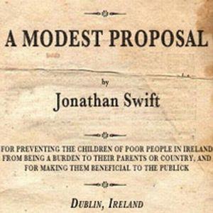 Στοιχεία για την αγορά χαλκού, Jonathan Swift