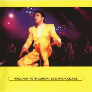 Prince - Soul Psychodelicide (Studio Rehearsal)