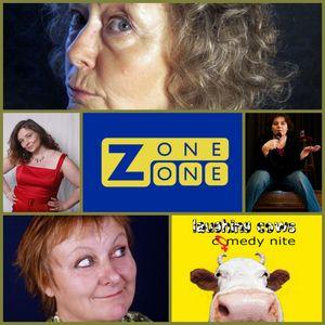 ZoneOneRadio - #LondonArts - Laughing Cows