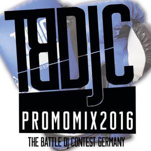 Terry Claim - TBDJC Germany PROMOMIX 2016