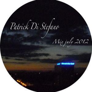 PODCAST #06 - PATRICK DI STEFANO July 2012 - Dj-Set