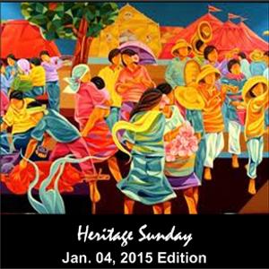 Jan. 04, 2015 Edition - Heritage Sunday