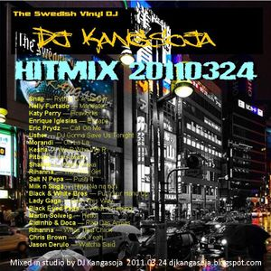 DJ KANGASOJA HitMix20110324