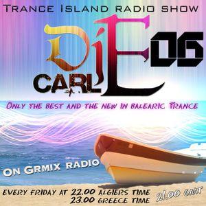 Dj carl E pres.Trance Island 06