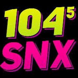 August 8 (2014) 104.5 SNX (90's Hip Hop/ RnB)
