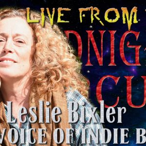 LIVE from the Midnight Circus Featuring Leslie Bixler