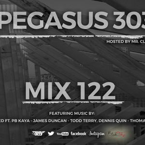 Pegasus 303 Mix 122 – Mr.Clean