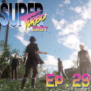Uncharted, Miitomo, and Final Fantasy XV! - STC Ep 29