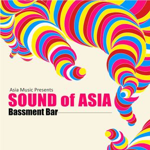 Sound of Asia @ Bassment, HK - Casey Anderson - 22 June 2012 - 1030PM
