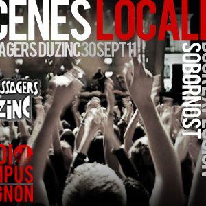 Sobornost aux Passagers du Zinc sur Radio Campus Avignon - 30/09/11