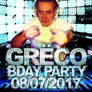 WOODEN IN THE MIX -DJ Greco Bday Party 08.07.17@Jagiellońska Cafe&Cocktail Bar - Żywiec