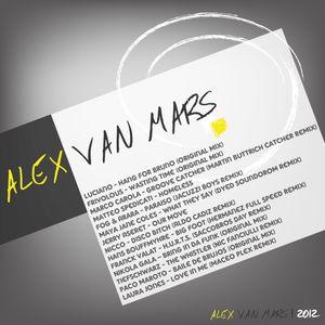 Alex van Mars 2012