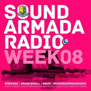 Sound Armada Reggae Dancehall Radio Show | Week 08 - 2017