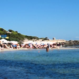 Beach Bar - Ibiza 2013