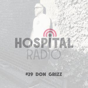 GCASFM DJ MIX #29 - DON GRIZZ