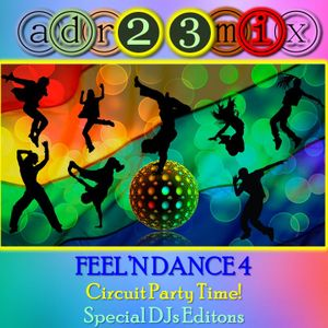 FEEL'N DANCE 4 - Tribal Stronger Beat (adr23mix) Special DJs Editions