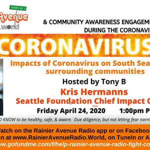 Coronavirus Special 20 - Kris Hermanns