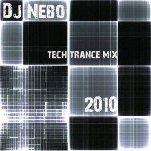 Dj Nebo - Tech Trance Mix (2010)