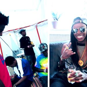 Joey Badass & Angel Haze