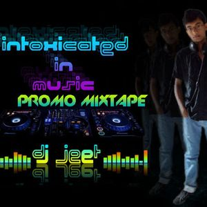 Intoxicated in music Promo Mixtape