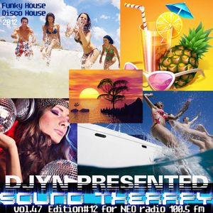 Djyn - Рresented - Sound Therapy vol. 47 (For Neo Radio 100.5 fm_Edition#12)