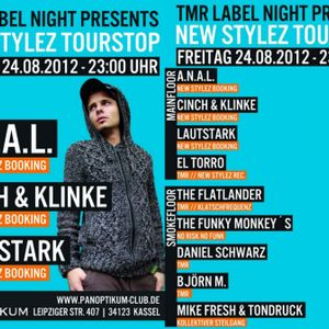The Funky Monkey´s - @ New Styles Tourstop @ Panoptikum (Kassel) 24.08.12