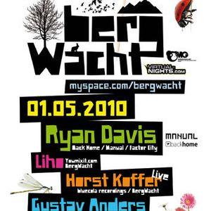 Liho @ BergWacht ARTheater Cologne 01.05.2010