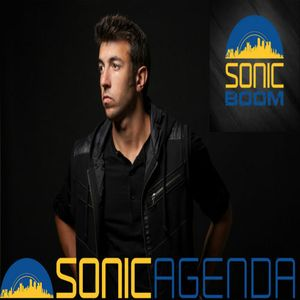 Sonic Boom Radio 035 feat. KapSlap [Massachusetts]