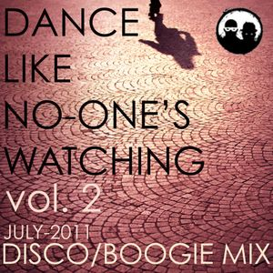 PART TIME HEROES PRESENT, 'DANCE LIKE NO-ONE'S WATCHING, VOL. 2'