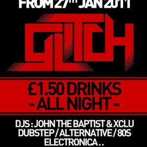 Glitch - Southend's best alternative night. Every Thursday at Rouge Nightclub