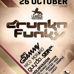 dj Tommy @ La Rocca Backstage - Drunk'N'Funky 26-10-2013