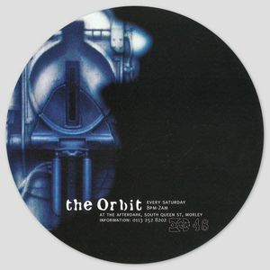 "Jeff Mills at ""3rd Birthday"" @ The Orbit Afterdark (Leeds - UK) - 18 June 1994"