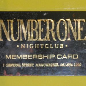 Tim Lennox @ the number one club Manchester March 1991