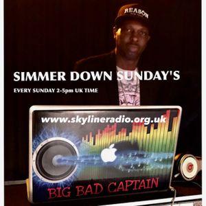 SIMMER DOWN SUNDAY`S 09.07.17 ADVERT FREE