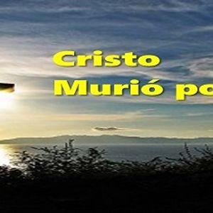Cristo murió por Mí
