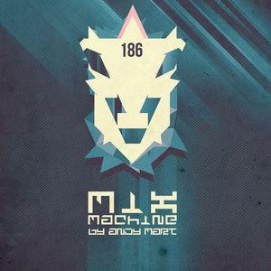 Andy Mart - Mix Machine@DI.FM 186