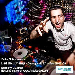 Delta Club presenta Bad Boy Orange - Bloque 1 - 2010-12-12 - Domingos 12>2am FM90.3Mhz
