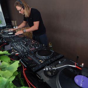 Vinyl Session in The BrotherHood Party @ Dharma Ibiza