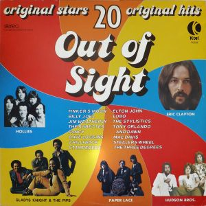 """Adventures in Vinyl---""""Out of Sight"""" (Canadian Version, 1975)"""