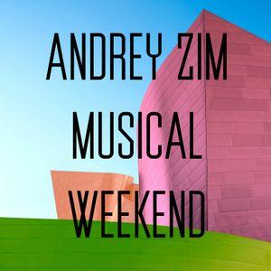 Andrey Zim - Musical Weekend #6 (Leading : Andrey Zim)