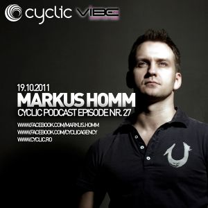 Cyclic Podcast Episode Nr 27 - Markus Homm - 19.10.2011