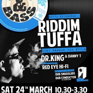 DubConductor Sound System in Session @ Dub & Bass Manchester 24/03/12