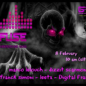 Leet X Dark Techno FUSE UNDERGROUND 2013-02-08