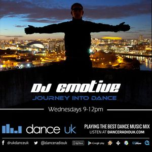 Progressive and Deep House set 2 Hours - DJ Emotive on DanceRadioUK March 2016