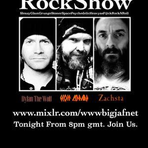 Dylan the Wolf Rockshow for BigJaf.net March 2016